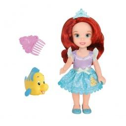 фото Кукла с питомцем Disney «Малышка Ариэль»