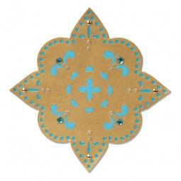 фото Форма для вырубки Sizzix Sizzilits Die Марокко