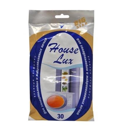 Купить Набор салфеток влажных для холодильников и микроволновых печей Авангард HL-48152 House Lux