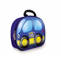 фото Набор игровой для мальчика Smoby «Мини машинка в чемоданчике»