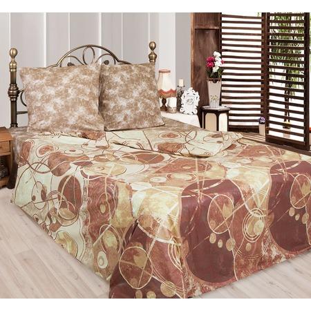 Купить Комплект постельного белья Сова и Жаворонок «Латте Макиато». Евро