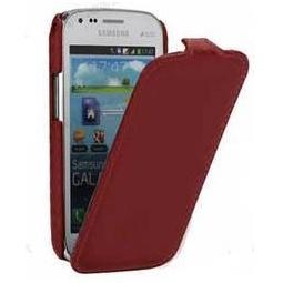 фото Чехол LaZarr Protective Case для Samsung S5230. Цвет: красный