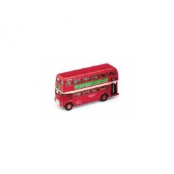 Купить Модель автобуса 1:34-39 Welly London Bus 99930. В ассортименте