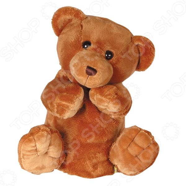 Игрушка-рукавичка Gulliver «Медведь» Игрушка-рукавичка Gulliver «Медведь» /