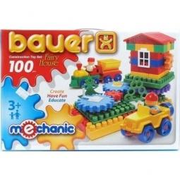 Купить Конструктор игровой Bauer «Избушка»