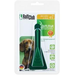фото Набор защитный от клещей для собак Rolf Club Combo. Вес собаки: до 20 кг