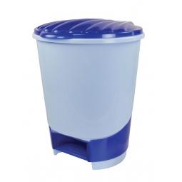 фото Контейнер для мусора Альтернатива. Цвет: голубой
