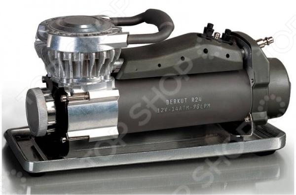 Компрессор автомобильный BERKUT R24 компрессор для шин 12v 260 psi