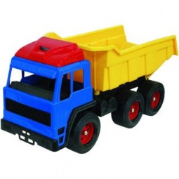 фото Самосвал игрушечный Нордпласт «Сибирь»