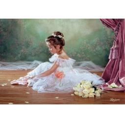 Купить Пазл 500 элементов Castorland «Балерина»