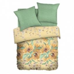 фото Комплект постельного белья Любимый дом «Цветок солнца». 2-спальный