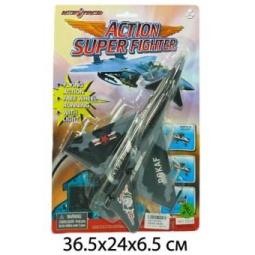 фото Самолет игрушечный со световыми эффектами Pioner 626472