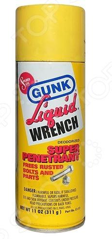 Смазка проникающая Gunk L112 «Жидкий ключ 5 в 1» gunk l212 жидкий ключ