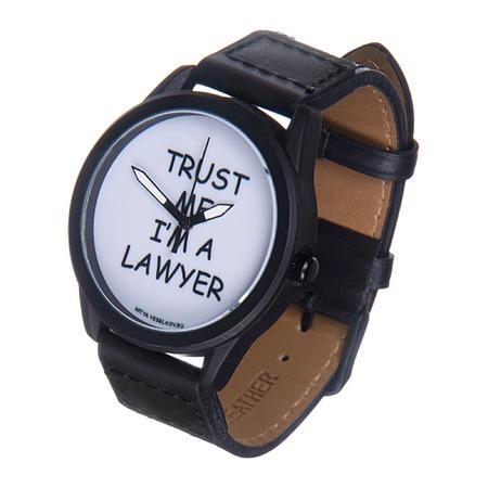 Купить Часы наручные Mitya Veselkov «Верь мне, я юрист»