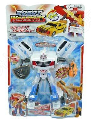 Робот-трансформер интерактивный Shantou Gepai 9-12 предназначен для таких маленьких, но уже таких активных малышей. Представленная модель непременно придется по вкусу всем любителям комиксов, мультфильмов или фильмов о роботах, способных менять свой внешний вид. Фигурка крайне реалистична, у нее множество подвижных частей. Проворачивая детали, у вашего крохи получится мощный автомобиль. Трансформер оснащен звуковыми и световыми эффектами, что сделает игровой процесс еще более захватывающим. Робот-трансформер интерактивный Shantou Gepai 9-12 способствует развитию зрительной координации, воображения и мелкой моторики рук малыша. Кроме того, тренируется наблюдательность, образное восприятие и логическое мышление. Не упустите шанс порадовать ребенка замечательным подарком!