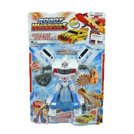Купить Робот-трансформер интерактивный Shantou Gepai 9-12