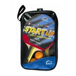 фото Набор для настольного тенниса Start Up BB01/3 star