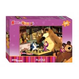 фото Пазл 120 элементов Step Puzzle Маша и Медведь