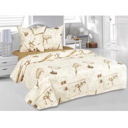 Купить Комплект постельного белья Tete-a-Tete «Ретро». Семейный