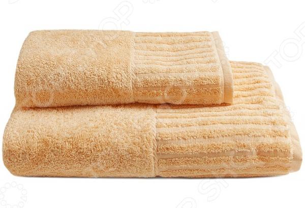Полотенце махровое BONITA «Персик» махровое полотенце для кухни quelle bonita 1010687