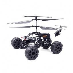 Купить Игрушка на радиоуправлении 2 в 1 HappyCow I-Helicopter HC-777-326
