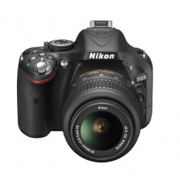 фото Фотокамера цифровая Nikon D5200 Kit 18-55 VR. Цвет: черный