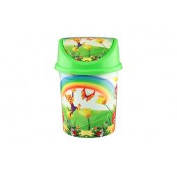 Купить Контейнер для мусора детский Violet 0408/86 «Радуга»