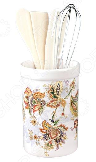 Набор кухонных принадлежностей Коралл «Марокканскмй цветок» набор кухонных принадлежностей коралл набор кухонных принадлежностей марокканский цветок коралл 450мл