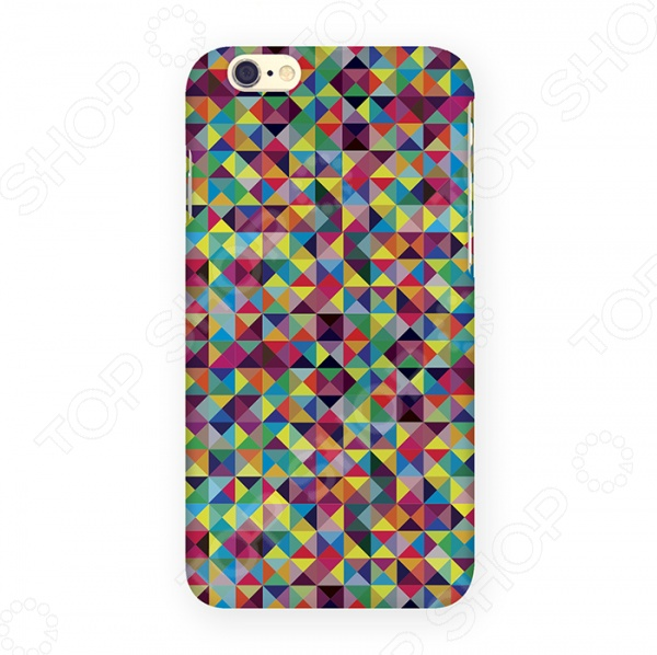 Чехол для iPhone 6 Mitya Veselkov «Мозаика» чехол для iphone 6 mitya veselkov мозаика