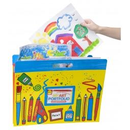 Купить Папка для детских рисунков и фото ALEX 427W