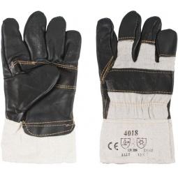 Купить Перчатки рабочие кожаные с мехом внутри РОС 12445. В ассортименте