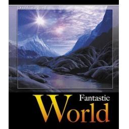 фото Тетрадь в клетку лакированная Пересвет Fantastik World. В ассортименте