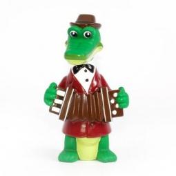 фото Игрушка развивающая для малыша Союзмультфильм «Крокодил Гена»