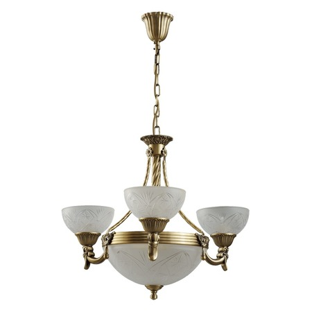 Купить Люстра подвесная MW-Light «Афродита» 317012006