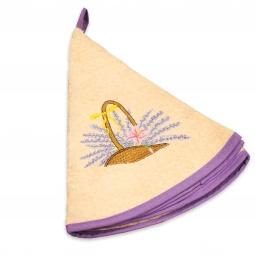 фото Полотенце кухонное Mariposa Basket. Цвет: кремовый