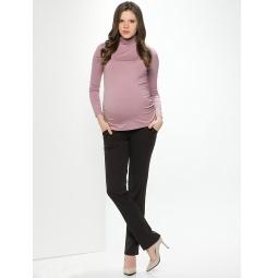 Купить Брюки для беременных Nuova Vita 5431.3. Цвет: коричневый