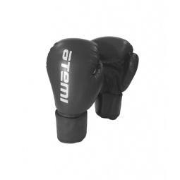 фото Перчатки боксерские ATEMI LTB19012 черные. Размер: 14 OZ