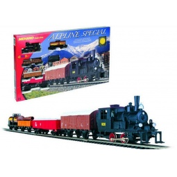 фото Набор железной дороги игрушечный Mehano ALPLINE SPECIAL