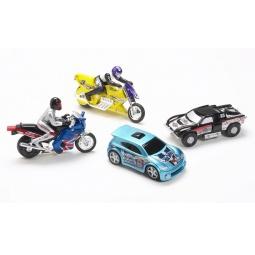 фото Мотоцикл игрушечный Mattel Каскадеры. В ассортименте