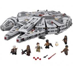 фото Конструктор игровой LEGO «Сокол Тысячелетия»