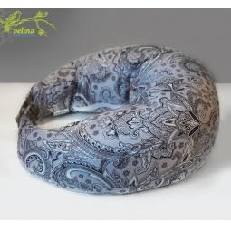 фото Подушка для беременных и кормления Velina на липучке. Рисунок: турецкие огурцы