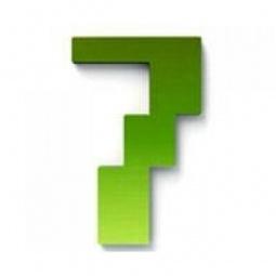 фото Дверной номерок Студия Артемия Лебедева «Дигитус» 7. Цвет: зеленый