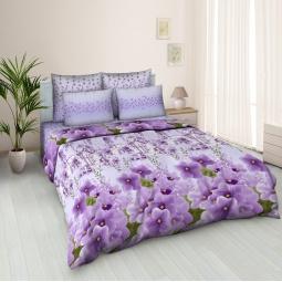 фото Комплект постельного белья Jardin «Цветочная аллея 2». Семейный