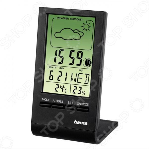 Термометр-гигрометр Hama 822168