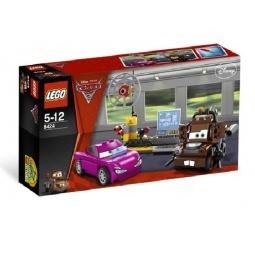 фото Конструктор LEGO Шпионский штаб Мэтра