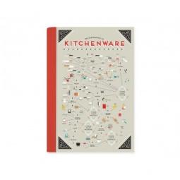 Купить Блокнот с постером Kitchen