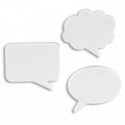Купить Набор из 6-ти маркеров для проводов Umbra Talk Bubble