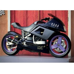 фото Пазл 560 элементов Step Puzzle Мотоцикл
