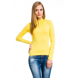 фото Водолазка Mondigo 7016. Цвет: желтый. Размер одежды: 42
