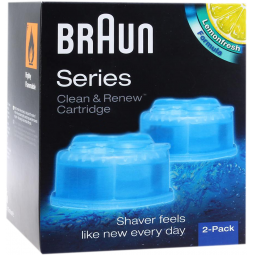 Купить Картридж для электробритв с чистящей жидкостью Braun CCR 2